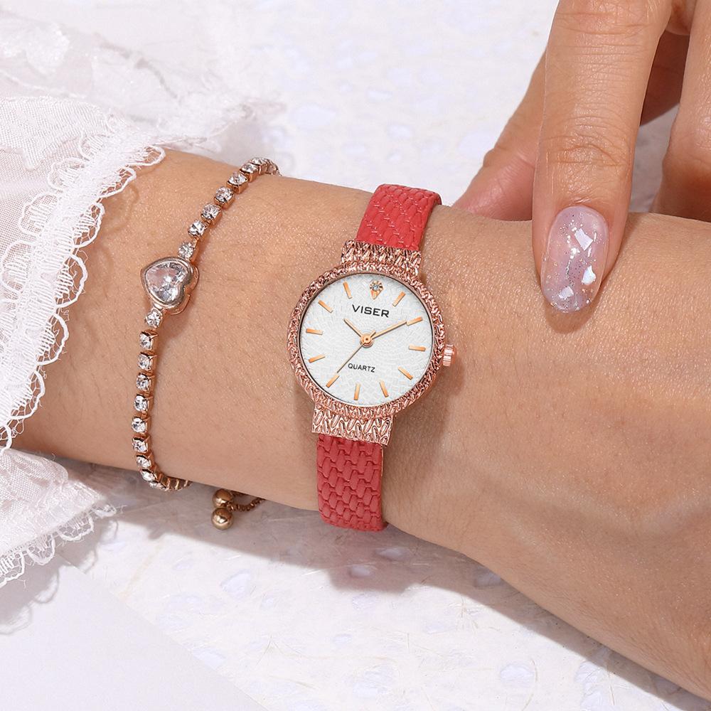 Reloj de moda coreano simple NHSS300603