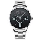 NHSY1463382-Silver-black