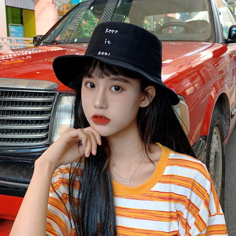 nuevo sombrero de lavabo de moda de moda coreana NHCM318009