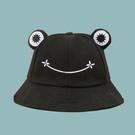 NHTQ1462749-frog-fisherman-hat-black-Children-(50-52CM)