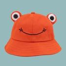 NHTQ1462751-frog-fisherman-hat-orange-Children-(50-52CM)