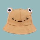 NHTQ1462752-frog-fisherman-hat-khaki-Children-(50-52CM)