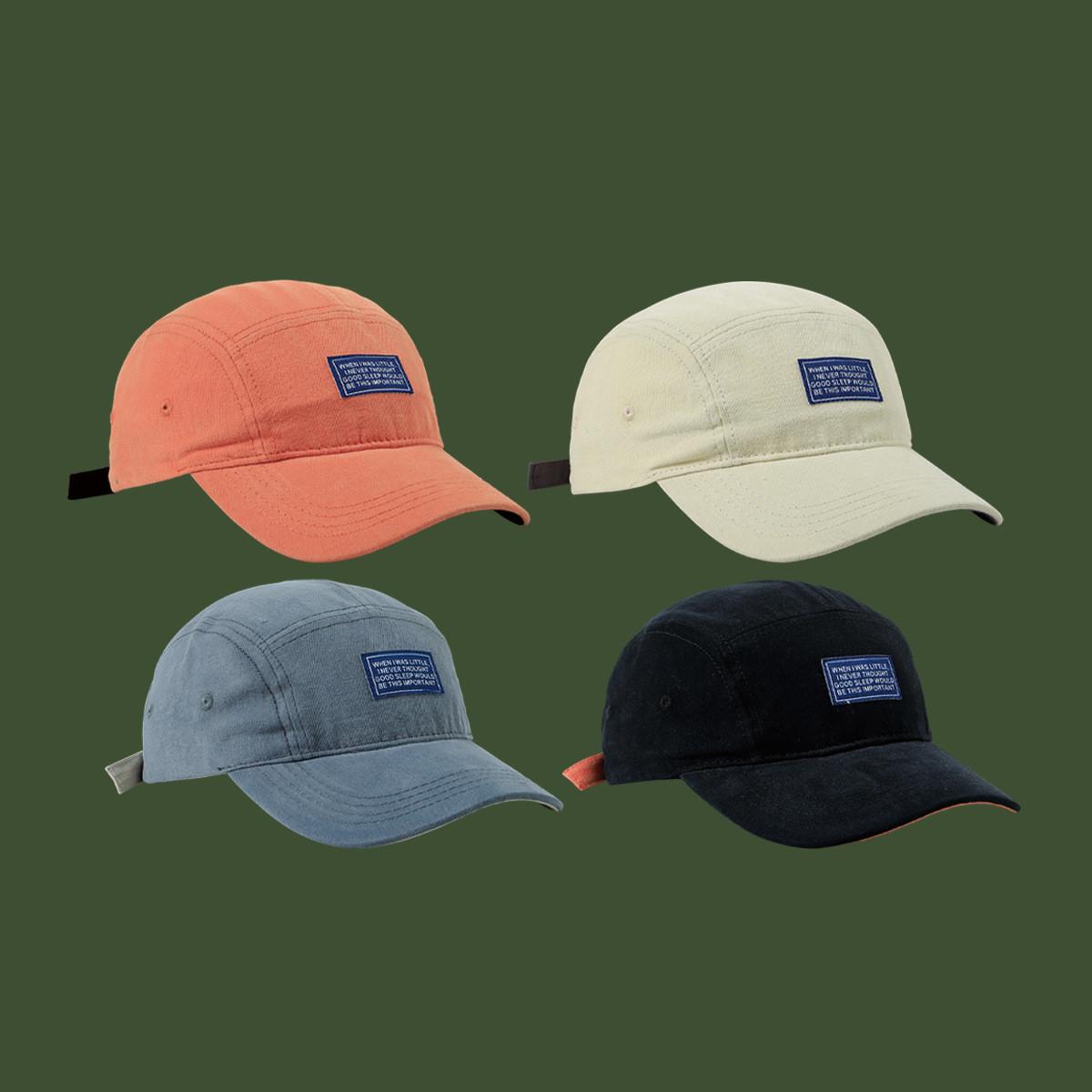 gorra de ala ancha coreana de moda retro NHTQ317582