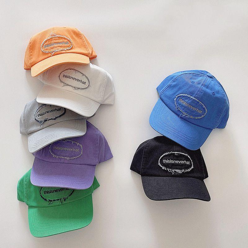 Sombrero infantil letras bordadas NHQU317640