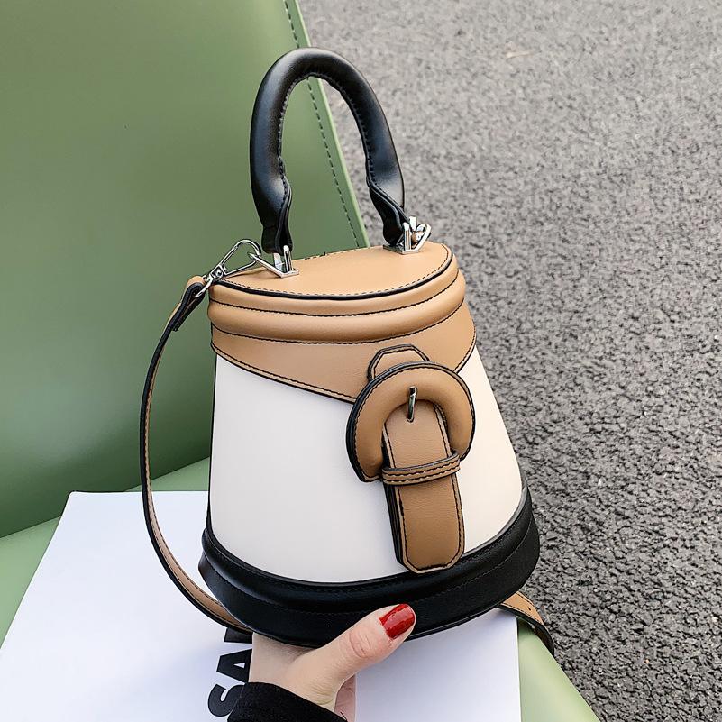 Bolso portátil retro del mensajero del hombro al por mayor NHTG325898