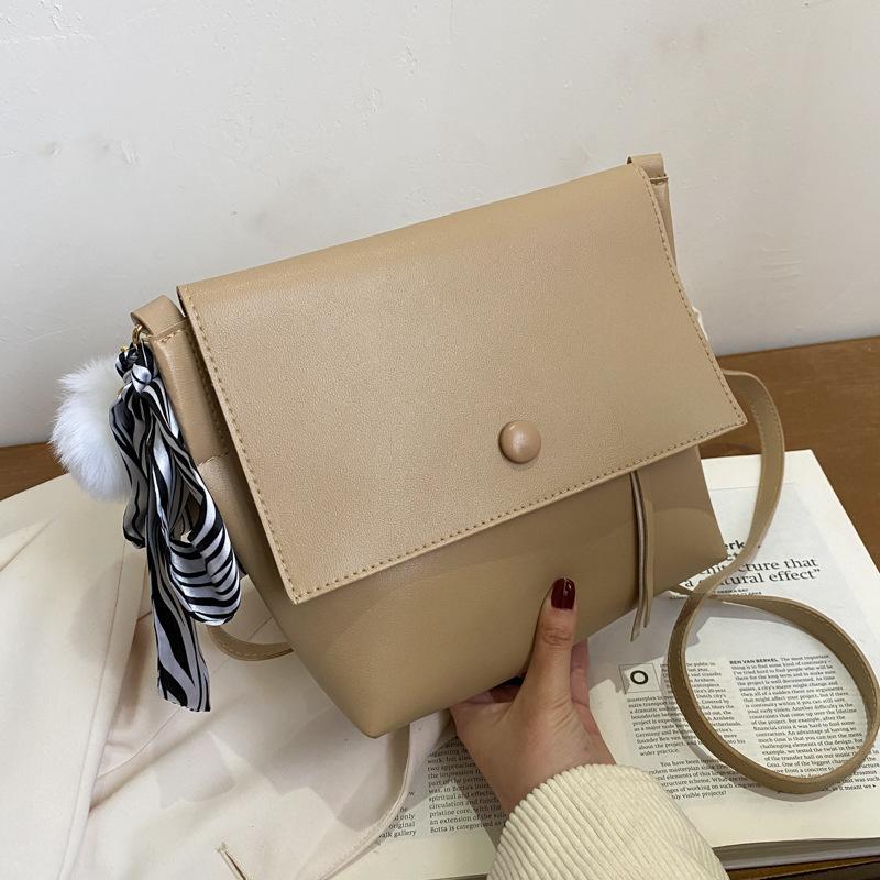 Bolso portátil coreano del mensajero del hombro de la bufanda de seda NHRU328795