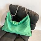 NHLH1801884-Oxford-cloth-green