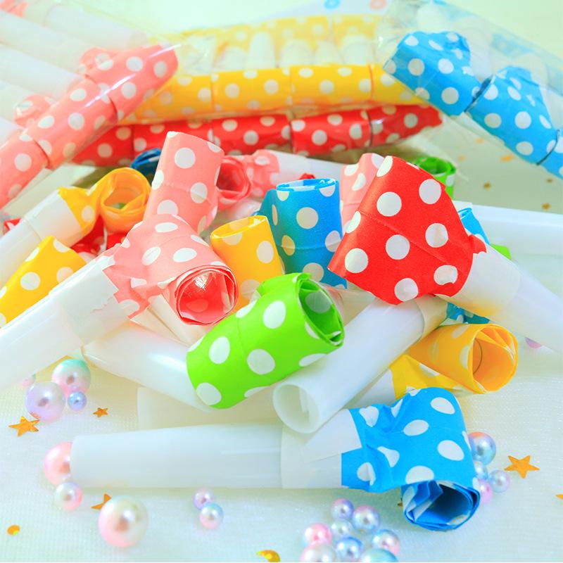 Al por mayor fiesta de puntos de plástico que sopla silbato  NHAH389922