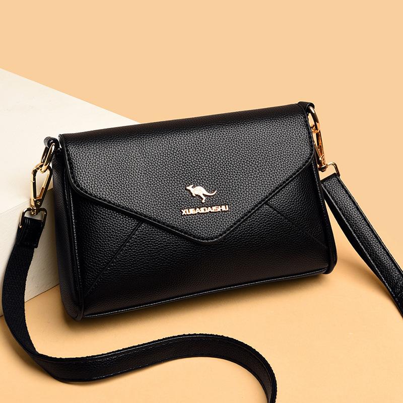 wholesale bolsa de sobre diagonal de canguro nuevo retro  NHAV392651