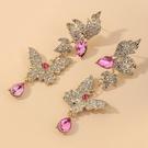 NHNJ1824250-Silver-Post-Butterfly-Earrings