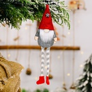 NHHB1837112-Forest-old-man-hanging-leg-doll-pendant-red-cap