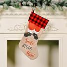 NHHB1837187-STOP-Red-and-Black-Plaid-Christmas-Socks