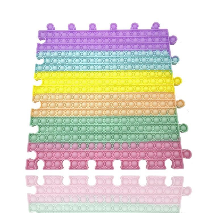 wholesale juguete de descompresión de burbujas de rompecabezas de costura grande  NHZHI394579