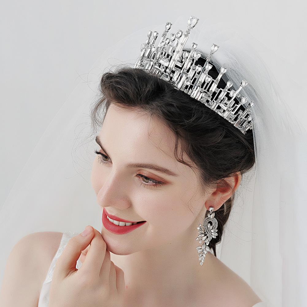forma de iceberg de moda corona barroca al por mayor  NHHS404956