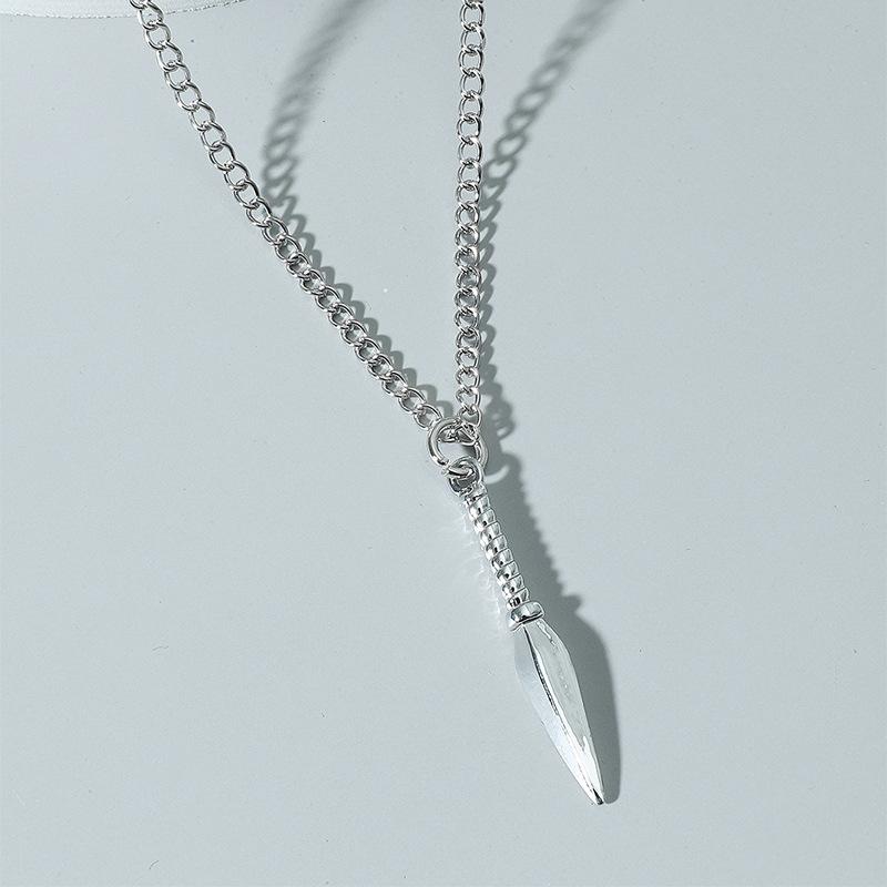 Al por mayor joyería collar colgante de dardos  NHACH395414