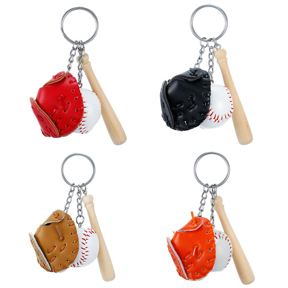 Llavero colgante de béisbol creativo al por mayor  NHYOU422315