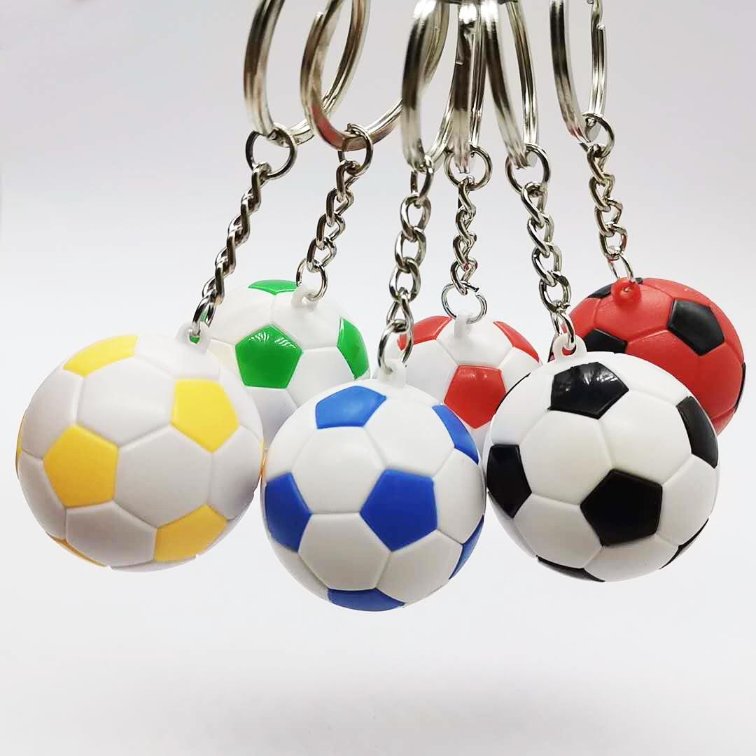Llavero de fútbol de simulación de 4 cm al por mayor  NHYOU422351