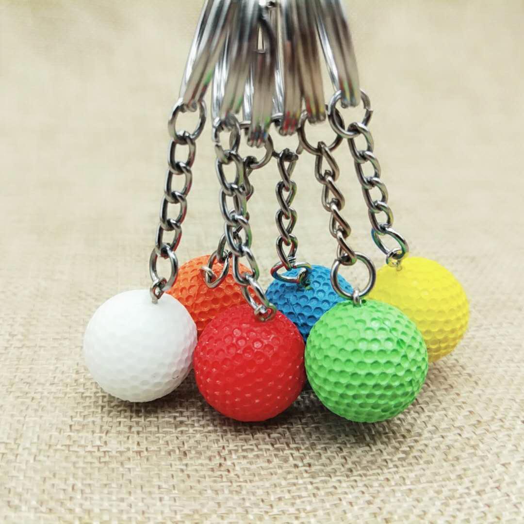 Llavero colgante de golf creativo de 2 cm al por mayor  NHYOU422356